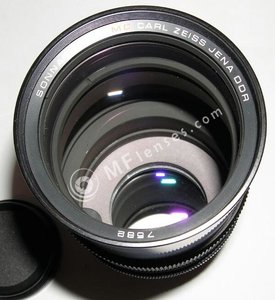 Carl Zeiss Jena Sonnar 300mm f4 MC-1335