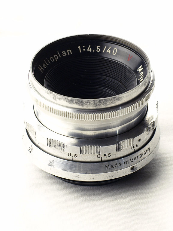 4.5/40mm Helioplan Meyer-Optik Gorlitz-4900