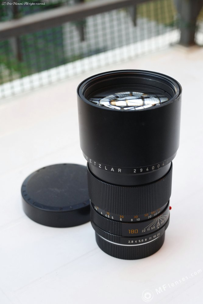 Leica Elmarit R 180mm f2.8 last version-2819
