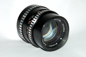 Meyer-Optik Orestor 100mm f/2.8-1679