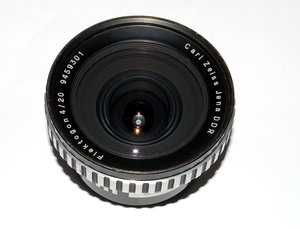Carl Zeiss Jena Flektogon 20mm f4-1901