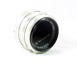Carl Zeiss Jena Tessar 50mm f/2.8 alu M42-453