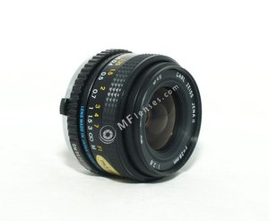 Carl Zeiss Jena II 28mm f2.8 Macro-3246
