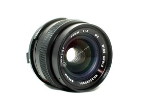 Vivitar 24mm f2 MC Kiron made-3384