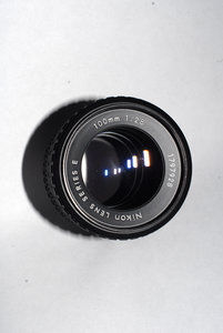 Nikon Series E 100mm f2.8 AIS-3582