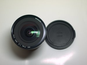 MD Rokkor 17mm f4-5082