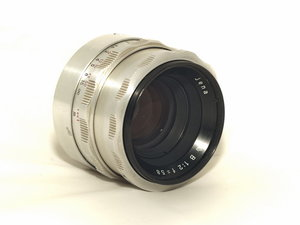Carl Zeiss Jena Biotar 58mm f/2-16 alu-6001