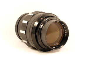 Jupiter-11 135mm f4 M39 black zebra-6639