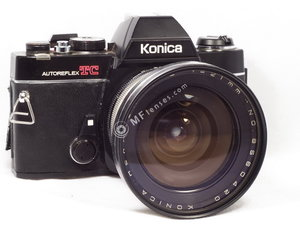 Konica FT-1 Konica Hexanon 21mm f4 EE-7236