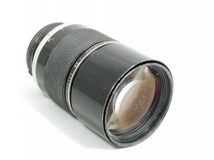 Nikon 180mm f2.8 ED badly scratched front element-8471