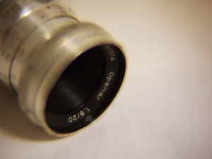 Rodenstock TV lens 50mm F0.75-8572
