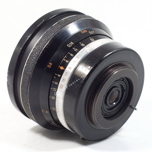 Flektogon 20mm f4 leatherette M42-12530