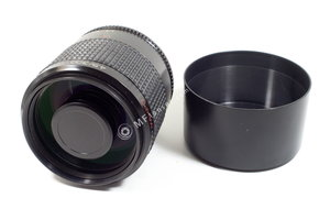 Rubinar 300mm f4.5 mirror lens-12673