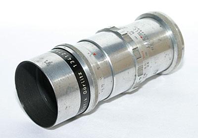 Meyer Optik Telemegor 180mm f 5 5 22 alu