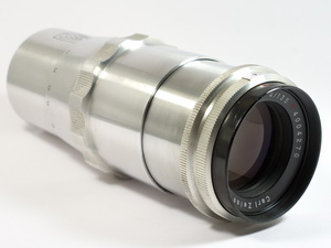 carl zeiss jena triotar 135mm f4-06 300