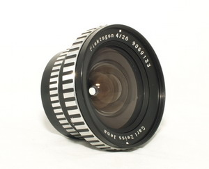 Carl Zeiss Jena Flektogon 4/20