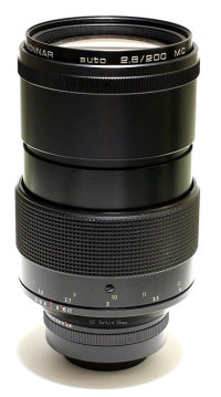 2.8/200mm Carl Zeiss Jena